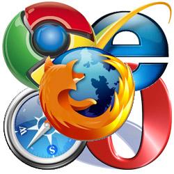 """Какой браузер самый лучший? Какой браузер самый """"глючный""""?"""