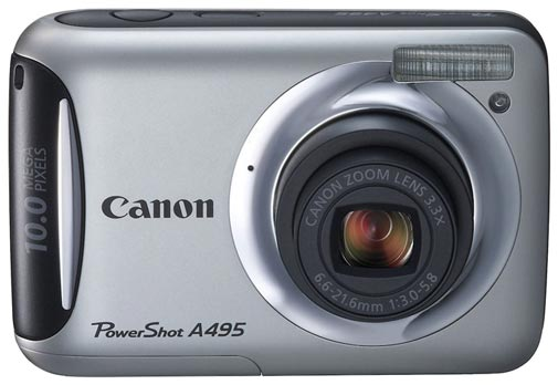 бюджетный фотоаппарат canon