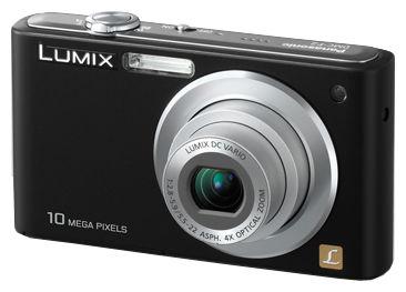 Бюджетный фотоаппарат Panasonic
