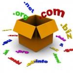 Где регистрировать домен, а где нет?