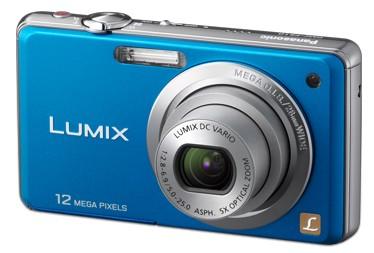 Хороший бюджетный фотоаппарат 2011. Panasonic Lumix DMC-FS10