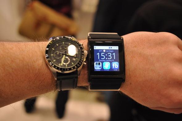 Часы-телефон  i'm WATCH на Андроид (Android)