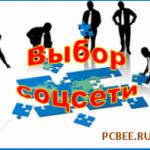 """Facebook, """"ВКонтакте"""" или """"Одноклассники""""? Выбор социальной сети"""