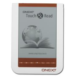 Электронная книга Оnext touch read 001. Отзывы