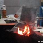 Как скачать файлы со сломанного ноутбука