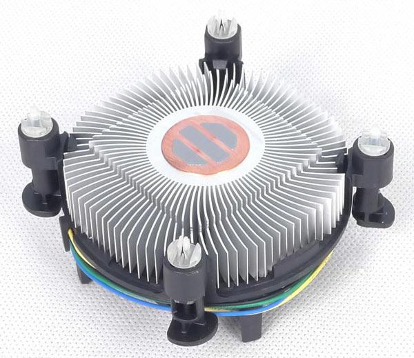 Боксовая система охлаждения процессора Intel i5 2500K