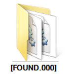 FOUND.000 - что за папка и как восстановить из неё файлы chk?