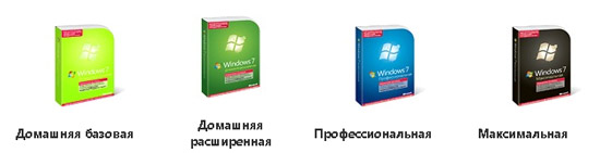 Какую Windows 7 ставить