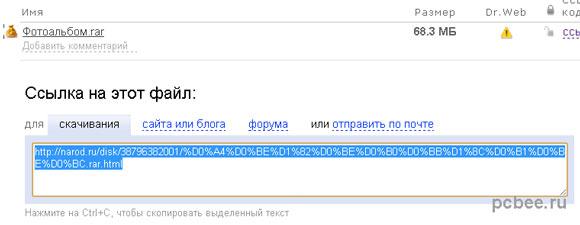 """Ссылка на скачивание файла содержащего символы кириллицы имеет """"плохочитаемый"""" вид"""