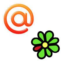 Как работать с аськой (ICQ) через mail-агент