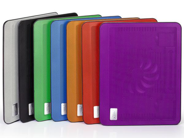 Цветные охлаждающие подставки для нотбуков и нетбуков