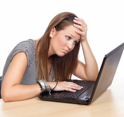 Почему ноутбук тормозит. Почему ноутбук не загружается. Решение проблемы