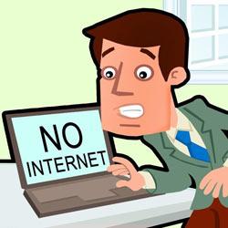 Интернет подключен, но не работает. Установка дискретной сетевой платы