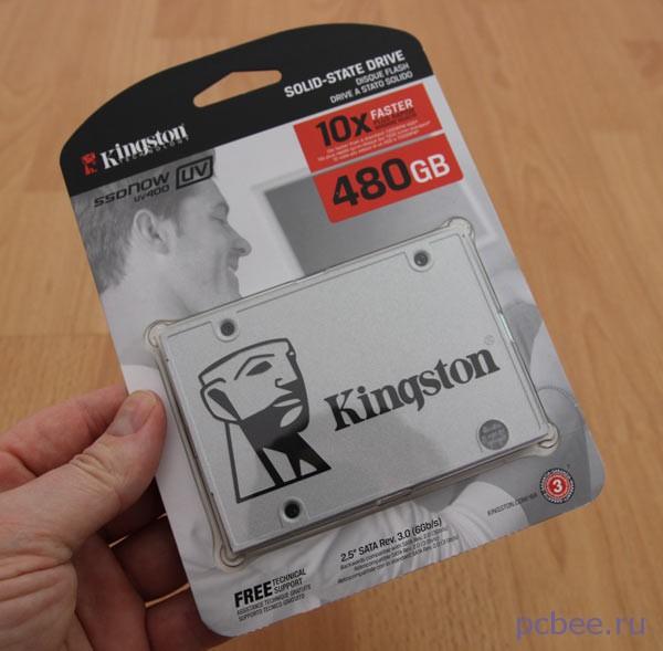 SSD Kingston UV400 SUV400S37/480G