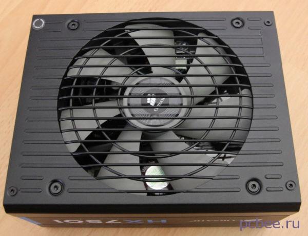 В качестве активного охлаждения использовал вентилятор на 140 мм с гидродинамическим подшипником